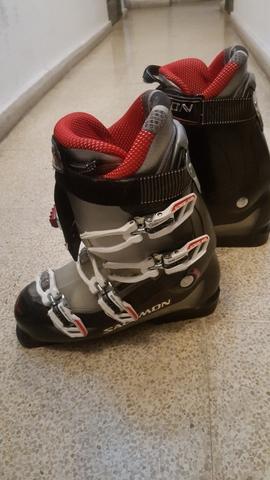 MIL ANUNCIOS.COM Botas de ski salomón Segunda mano y