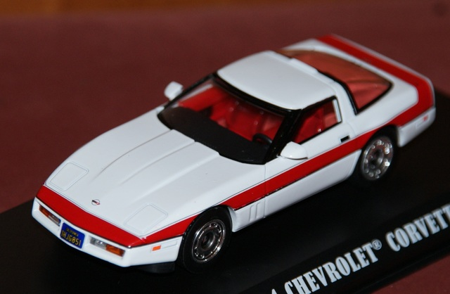 Chevrolet Corvette C4 1984 The A Team (