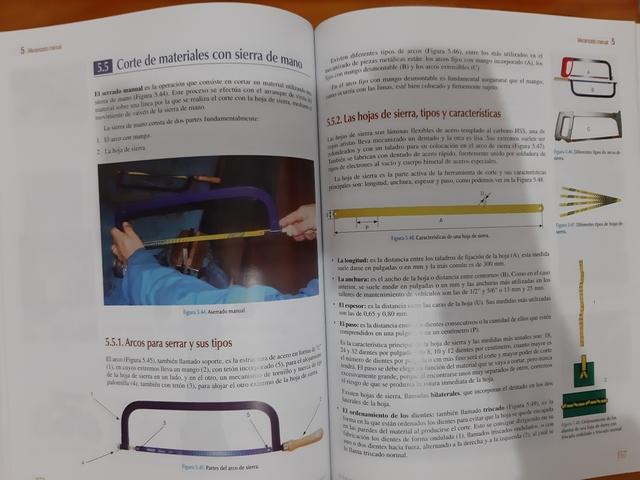 LIBRO MECANIZADO BÁSICO,  PARANINFO NUEVO - foto 2