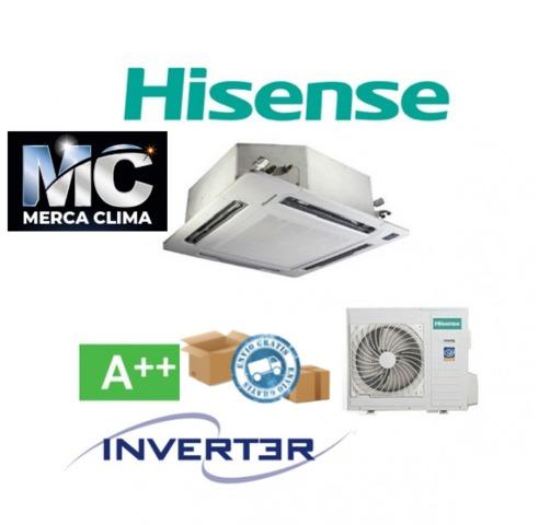 HISENSE AUC105UR4RAGB 9000/9800 A++ - foto 1