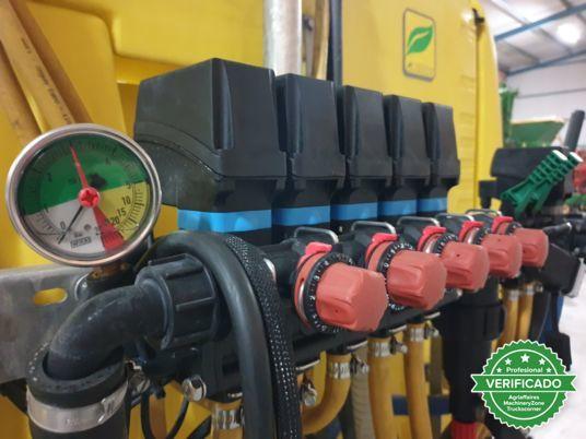 Leo Massey Ferguson vertical de Combustible Grifo Tractor pasados 375 385