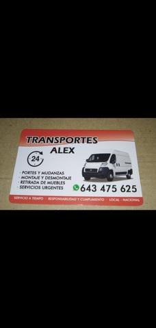 TRANSPORTES MUDANZAS BARATOS - foto 4