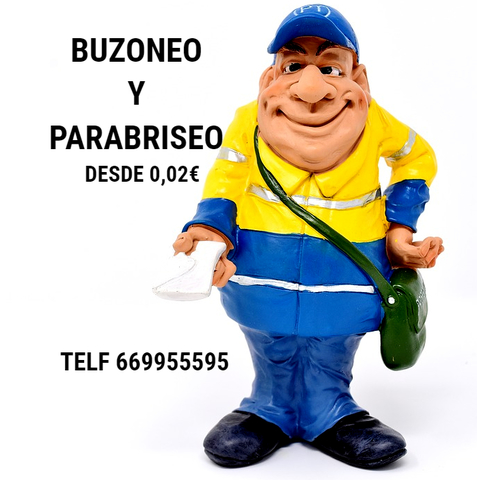 BUZONEO DE FLAYERS DESDE 0, 02 - foto 1