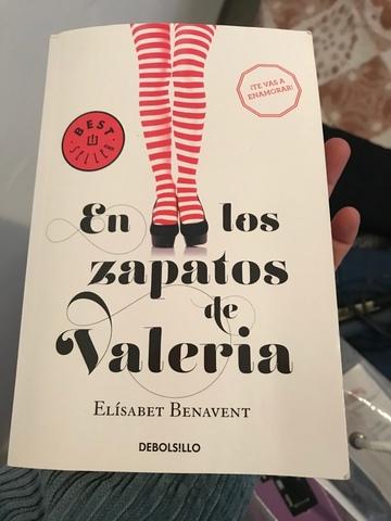 Libro Valeria