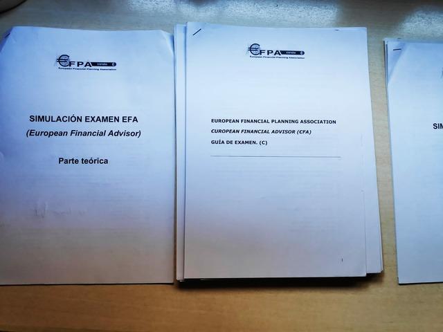 TEMARIO EFA OFICIAL 2020 + EXAMENES - foto 1