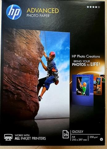 PAPEL FOTOGRÁFICO HP PHOTO CREATIONS.  - foto 1