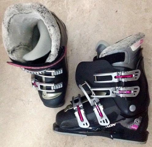 Vendo Botas De Esquí Mujer Salomon