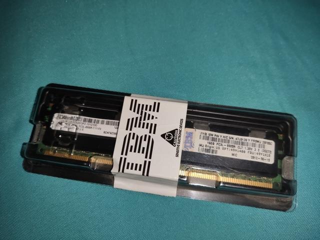 MÓDULO DE MEMORIA 16GB IBM SERVER - foto 1