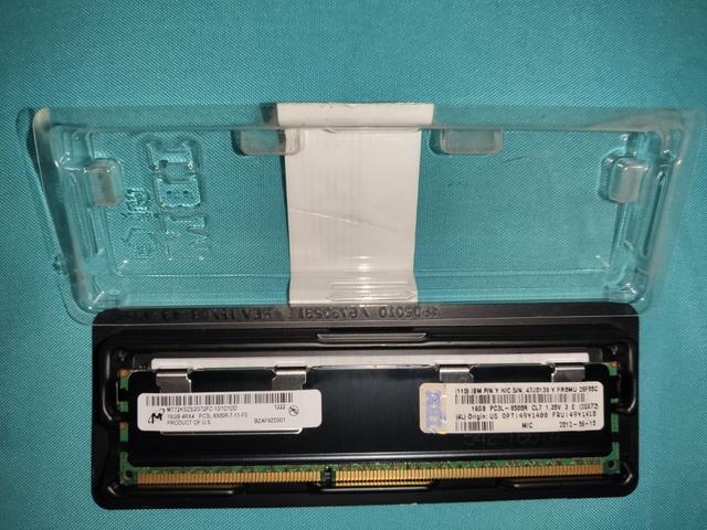 MÓDULO DE MEMORIA 16GB IBM SERVER - foto 2