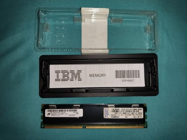 MÓDULO DE MEMORIA 16GB IBM SERVER - foto 3