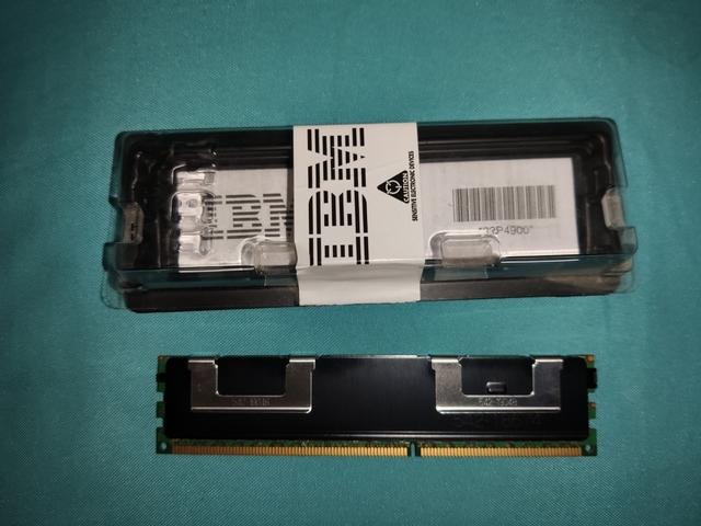 MÓDULO DE MEMORIA 16GB IBM SERVER - foto 4