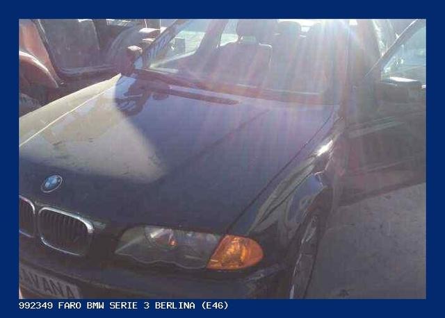 DEBAJO DEL FARO IZQUIERDO LAVAFAROS BMW SERIE 3 E46 98/>01