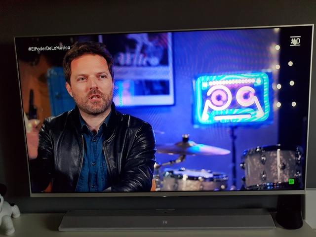 TV LED SONY 55 PULGADAS SERIE 8 - foto 4