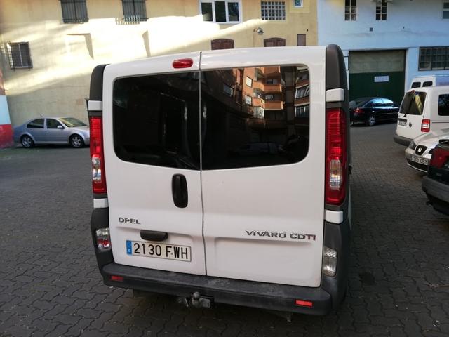 OPEL VIVARO 115 CV LARGA MIXTA - LARGA MIXTA 6 PLAZAS - foto 4