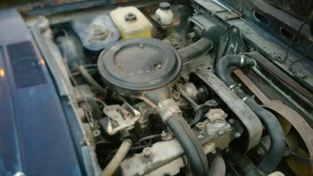 MECANICA MOTOR SEAT 131 124 132 - foto 1