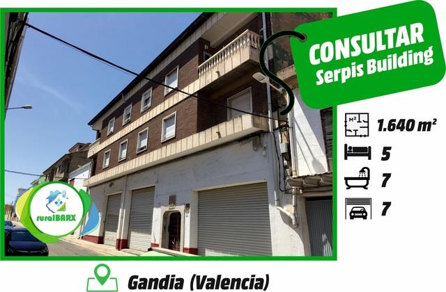 EDIFICIO ZONA CENTRO GANDIA SERPIS - foto 1