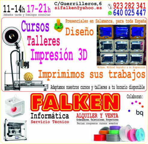 CURSOS DE DISEÑO E IMPRESIÓN 3D - foto 1