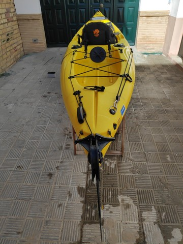 KAYAK PESCA PERCEPTION TRIUMPH 13 MARLIN - foto 1