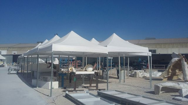 CARPA PLEGABLE 3X3 SIN LATERALES - foto 2