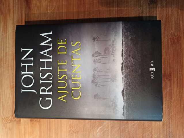 Mil Anuncios Com John Grisham Ajuste De Cuentas