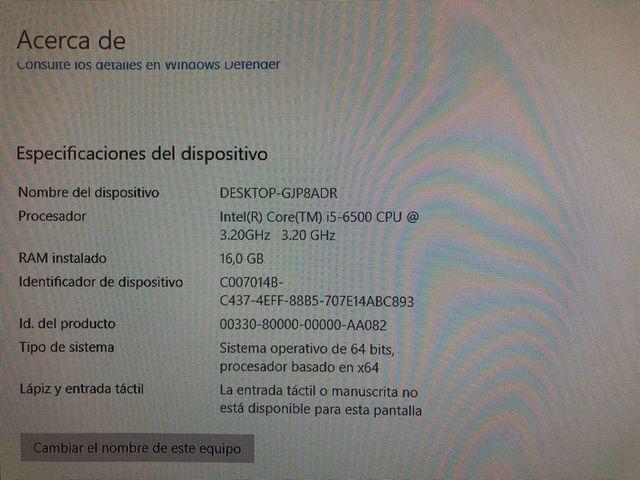 VENDO GAMING PC 1080P ! NEGOCIABLE ! - foto 4