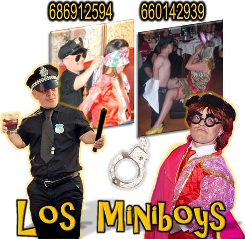SHOWS NOVIAS ESPOSADAS ENANOS ESPOSADOS - foto 1