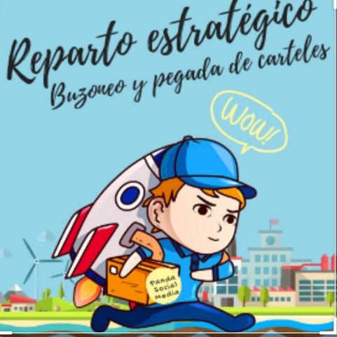 REPARTOS  DE PUBLICIDAD - foto 1