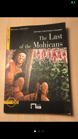 LIBRO THE LAST OF THE MOHICANS - foto 1