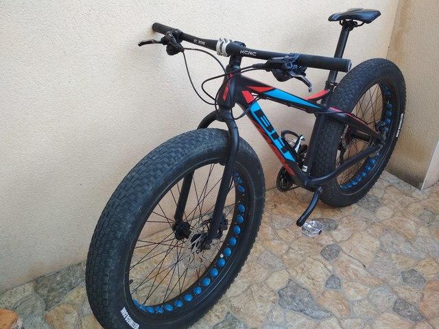 Bh Fat Bike Slx Shimano