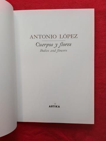 CUERPOS Y FLORES,  ANTONIO LÓPEZ - foto 3
