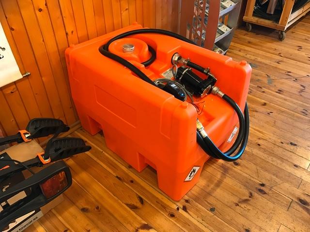 DEPÓSITOS PORTÁTILES GASOIL 220/440 - foto 4