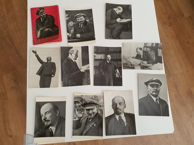 POSTALES COMUNISMO LENIN URSS - foto 2