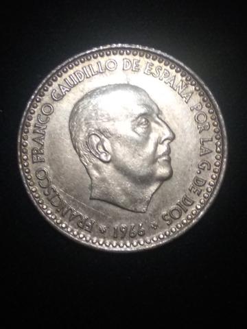 1 Peseta 1966