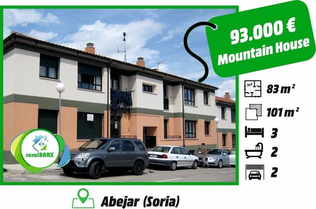 MONTAIN HOUSE,  VIVE LA NATURALEZA ABEJAR - foto 1