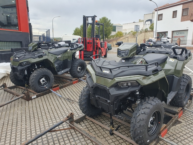 POLARIS - SPORTSMAN 570 - foto 3