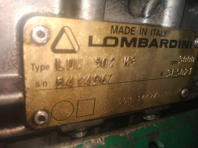 MOTOR LOMBARDINI MICROCAR MC1 - foto 2