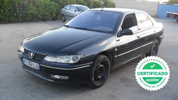 Enganche PEUGEOT 406 1995-2004 Gear