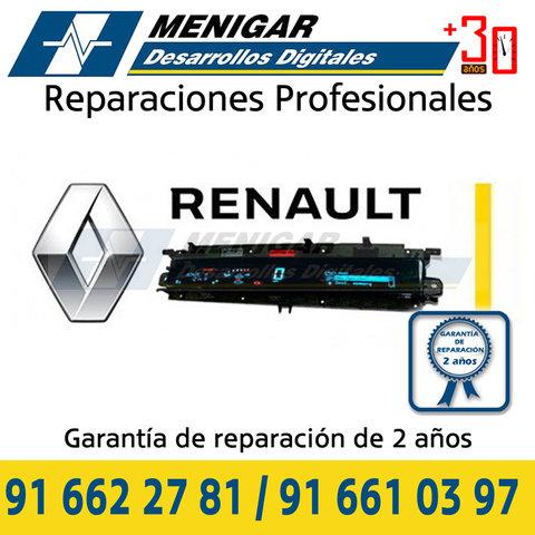 REPARACIÓN CUADRO R. SCENIC II - 24H - foto 1