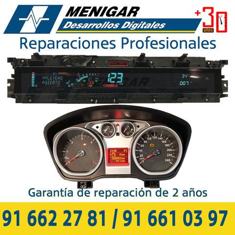 REPARACIÓN CUADRO R. SCENIC II - 24H - foto 2