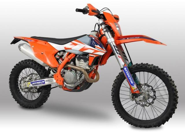 KTM - EXC 125 250 300 350 450 - foto 1