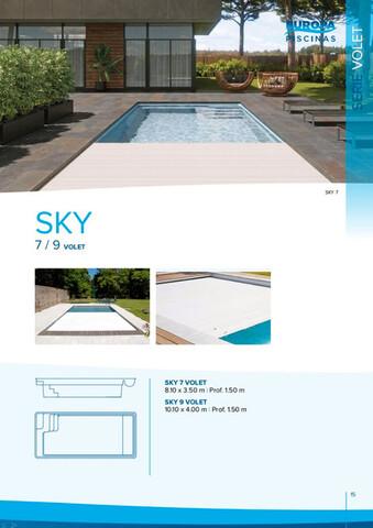 Piscinas Venta · Deneb / P6 / P7 / 7.