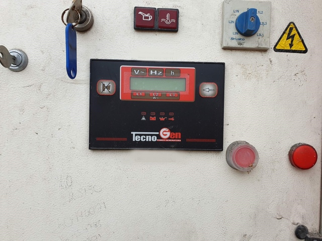 GRUPO ELECTRÓGENO 350 KVA - foto 6