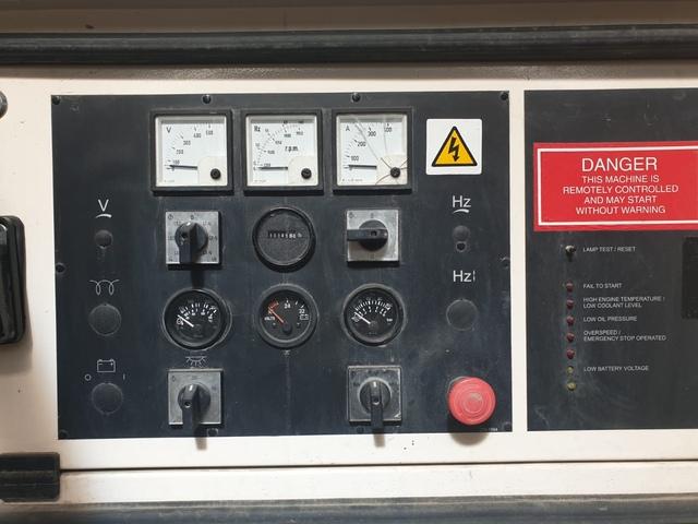 GRUPO ELECTRÓGENO 150 KVA - foto 2