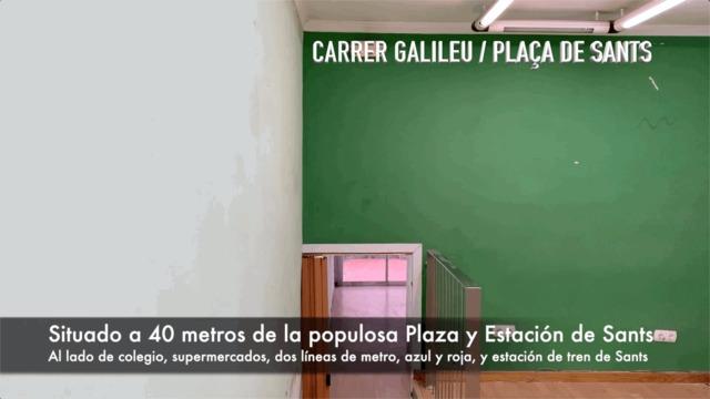 SANTS - CARRER GALILEU - foto 2