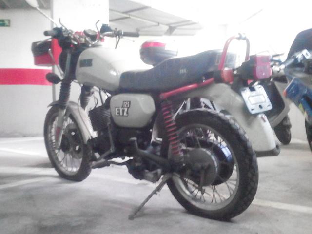 MUZ - ETZ 125 - foto 2