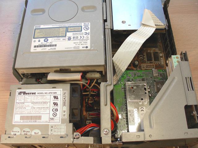 PC NEC PENTIUM III 900/133 MHZ - foto 5