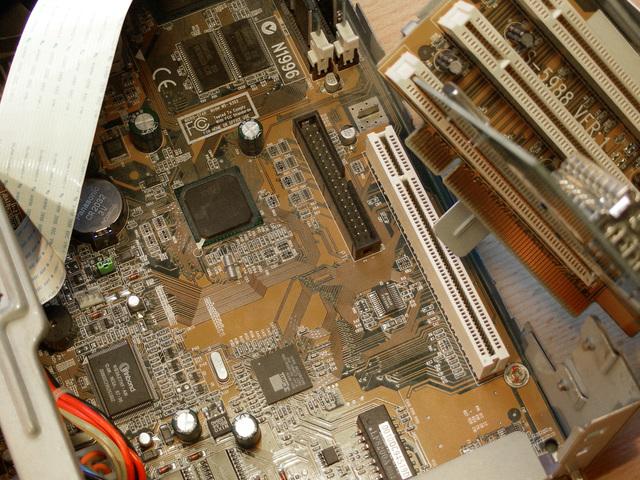 PC NEC PENTIUM III 900/133 MHZ - foto 6