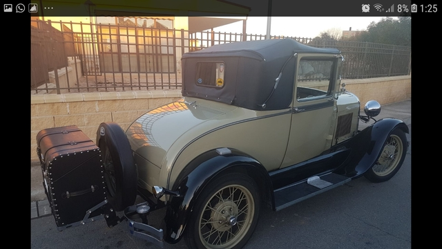 FORD A 1928.  - A 1928 BUSINESS COUPE.  - foto 1