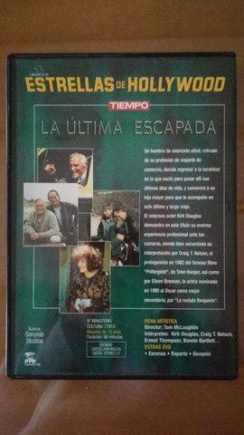 PACK 5 PELÍCULAS EN DVD - foto 3