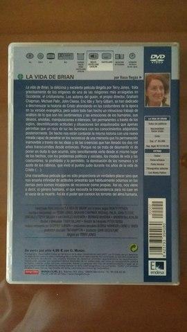 PACK 5 PELÍCULAS EN DVD - foto 7